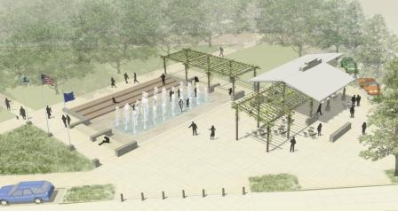 centennial park drawing