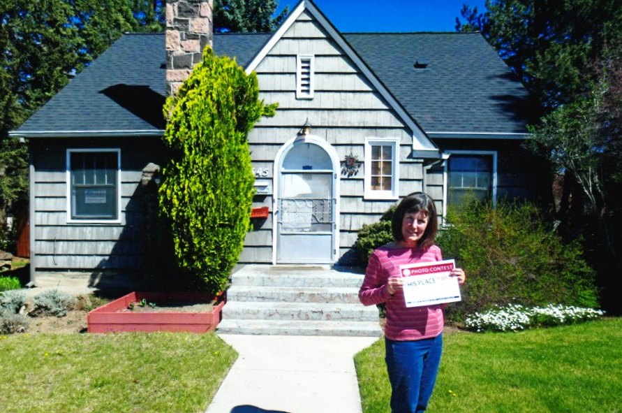 Mary Clark, 1345 SW Evergreen