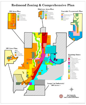 Redmond Zoning & Comprehensive Plan
