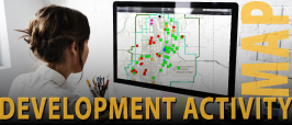 Development Activity MAP logo