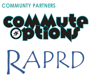 Open Streets Event Community Partner logos