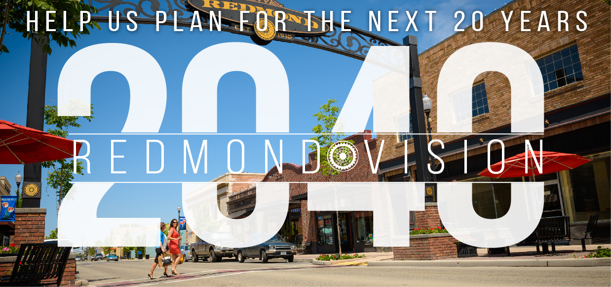 Redmond Vision 2040 - Help us plan for the next 20 years