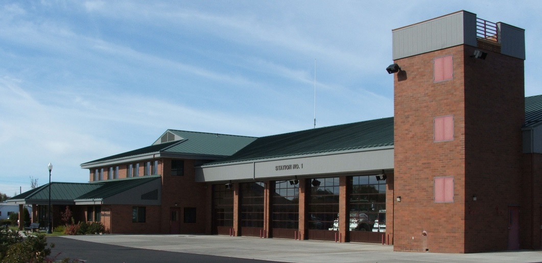 Fire Station 401