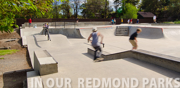 Redmond Skate Park Rated Top 5 in State